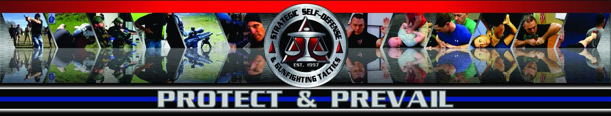 Strategic Self-defense & Gunfighting Tactics